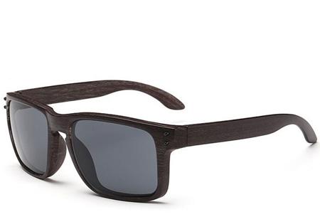 Wooden look zonnebrillen nu slechts €4,95 | Bescherm je ogen in stijl Model #1