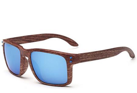 Wooden look zonnebrillen nu slechts €4,95 | Bescherm je ogen in stijl Model #2