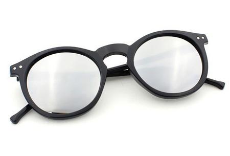 Vintage round zonnebril nu slechts €4,95 | Voor een klassieke retro look! #1
