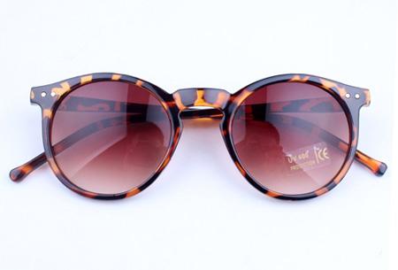 Vintage round zonnebril nu slechts €4,95 | Voor een klassieke retro look! #7