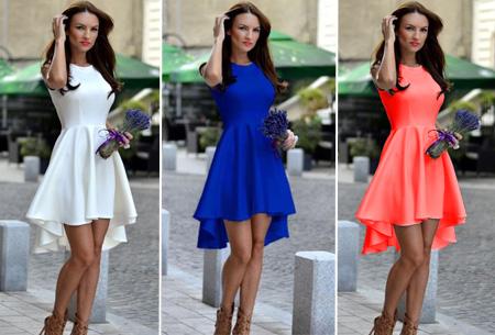Classy jurk nu slechts €16,95 | Dress to impress!