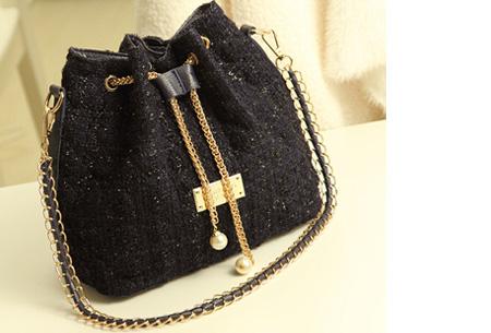 Cross-over handtas nu slechts €14,95 | Een ideale tas voor elke dag Zwart