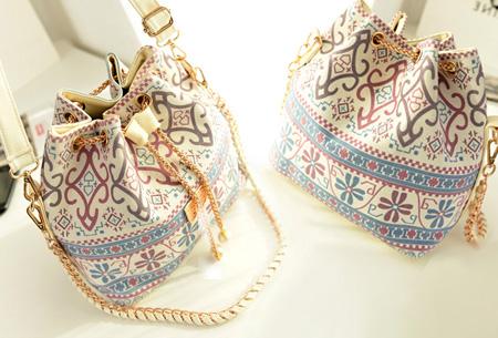 Cross-over handtas nu slechts €14,95 | Een ideale tas voor elke dag Kleurenmix