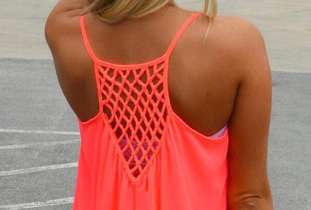 Colorful jurk | Steel de show met deze kleurrijke zomermusthave!