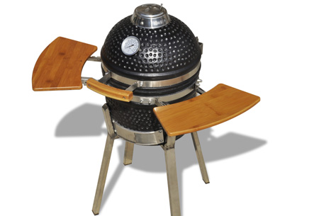 Kamado barbecue-grill-smoker 76 cm