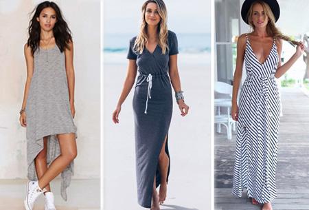 Verschillende maxi jurken