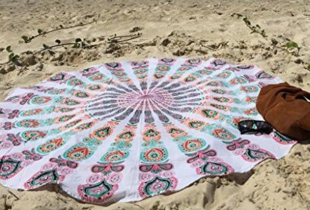 Rond strandkleed | De trend van deze zomer nu super voordelig! Model 7