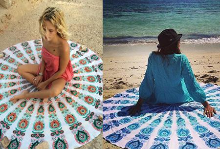 Rond strandkleed | De trend van deze zomer nu super voordelig!
