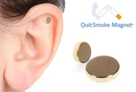 Anti-rook oormagneet nu slechts €7,95!