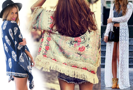 Kimono's al vanaf slechts €9,95