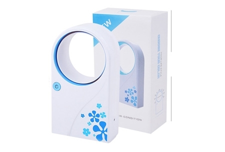 Bladeless ventilator Bladeless ventilator - Set van 4 kleuren