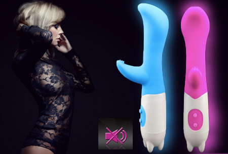 Waterproof Duo vibrator