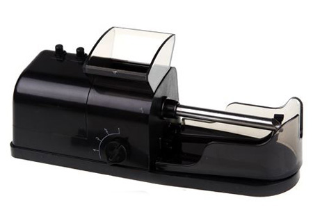 Elektrische sigarettenmaker nu slechts €14,95 | Maak zelf je sigaretten en bespaar geld! Zwart