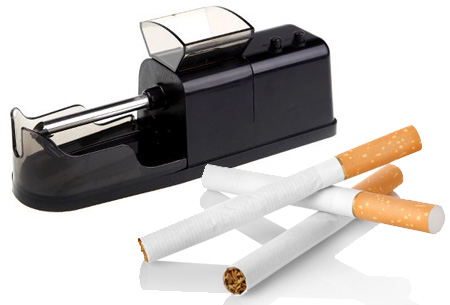 Elektrische sigarettenmaker nu slechts €14,95!