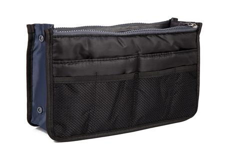 Bag-in-Bag tas | Nooit meer chaos in je tas!  Zwart