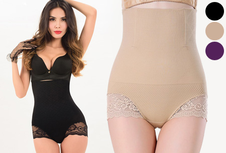 Lace corrigerend ondergoed | Sexy & comfortabele shapewear