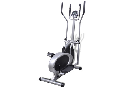 Crosstrainer nu met mega korting | Breng jezelf in shape vanuit huis!