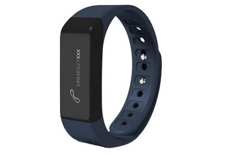 Bluetooth 4.0 Smart Activity tracker nu slechts €29,95 | Monitor je beweging, slaap en ontvang pushberichten! Blauw
