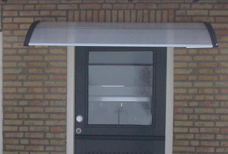 Deurluifel voor boven de voordeur of garagedeur | Incl. gratis verzending