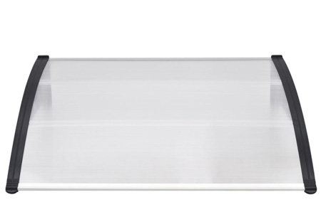 Deurluifel voor boven de voordeur of garagedeur | Incl. gratis verzending 120 & 150 x 100 cm