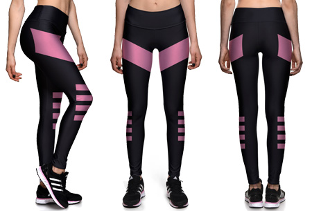 Sportlegging - Maat XS