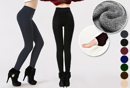 Fleece winterlegging
