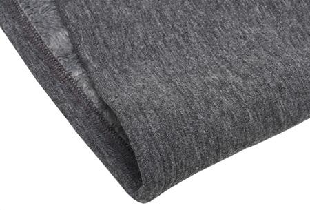 Tuniek met fleece binnenvoering   Heerlijk warme & fashionable winter musthave!