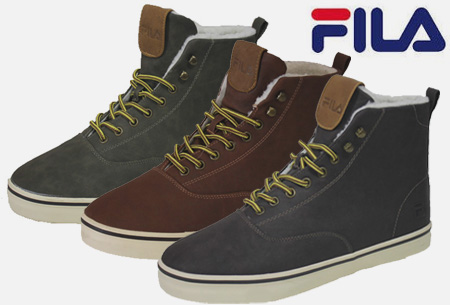 Fila Brooklyn Mid herenschoenen