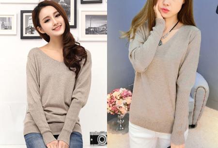 Cashmere blend trui | Zijdezachte kwaliteit met echte cashmere voor ultiem draagcomfort khaki