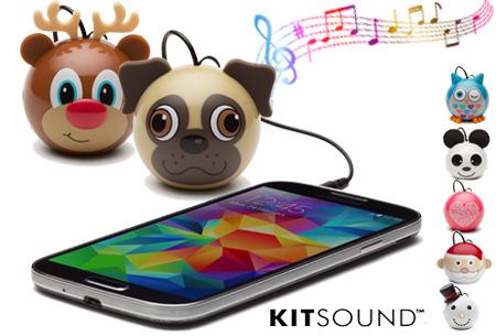 Kitsound mini buddy speakers