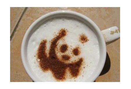 Cappuccino sjablonen 16 stuks | Decoreer eenvoudig je koffie, taart of dessert