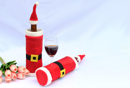 Kerst bestekhouders & fleshouders | Geef je kerstdiner een extra feestelijk tintje