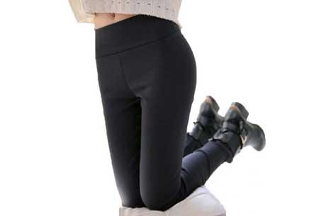 Stretch tregging | Comfortabele & elastische broek
