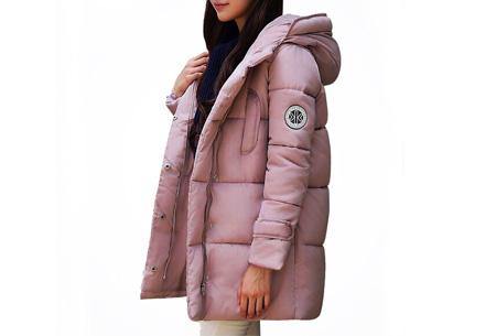 Alaska coat | Scherp geprijsd, de laatste maten OP=OP Roze