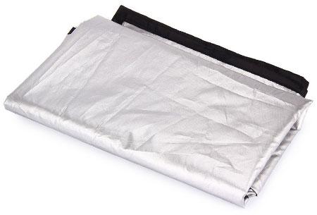 Anti-vries magnetische voorruit cover | Voor een ijs- sneeuwvrije voorruit in een handomdraai