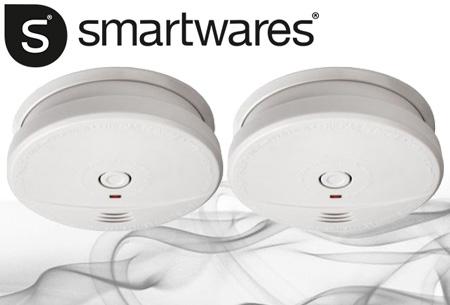 Smartwares rookmelders