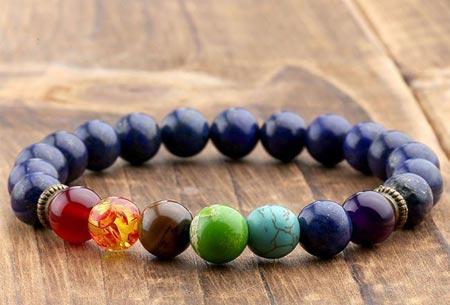 Chakra armbanden | Krijg nieuwe energie en kom in balans Blauw