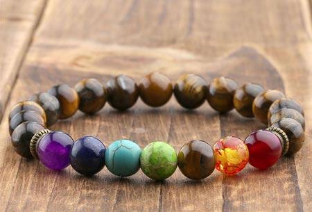Chakra armbanden | Krijg nieuwe energie en kom in balans Bruin