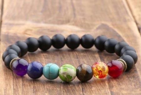 Chakra armbanden | Krijg nieuwe energie en kom in balans Zwart