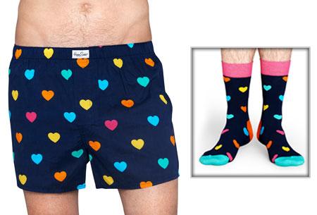 Happy Socks box | Mega uitverkoop OP=OP! Hartjes