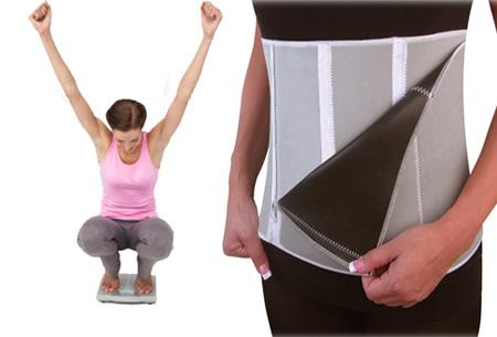 Waist Shaper afslankbelt | Verlies zonder moeite kilo's en centimeters!