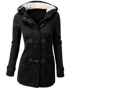 Cozy cardigan | Comfortabel en heerlijk warm vest nu in de sale! Zwart