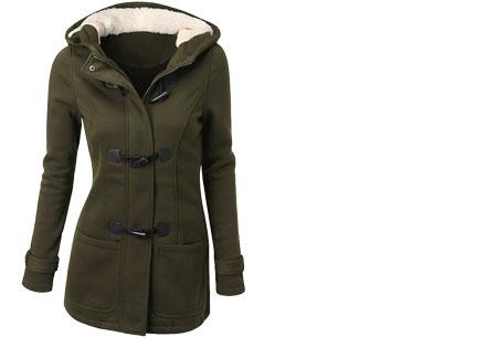 Cozy cardigan | Comfortabel en heerlijk warm vest nu in de sale! Legergroen