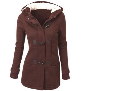 Cozy cardigan | Comfortabel en heerlijk warm vest nu in de sale! Bruin