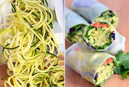 Spiraal groentesnijder | Praktische en handige keukengadget voor gezonde recepten