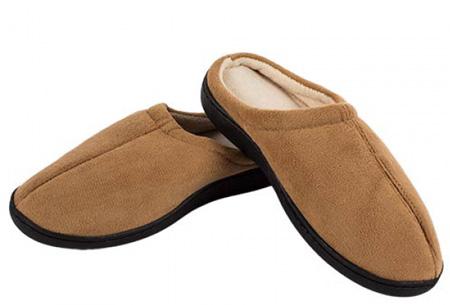 Relax gel slippers | Met speciale schokabsorberende gelzolen voor ultiem comfort beige