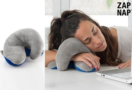 Zap Nap kussens | Relaxed slapen waar je ook bent Starship