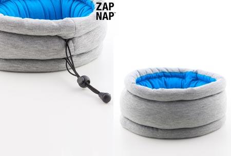 Zap Nap kussens | Relaxed slapen waar je ook bent
