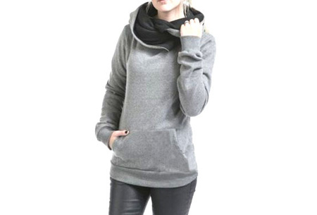 Fleece sweater | Comfy sweater met zachte fleece binnenzijde