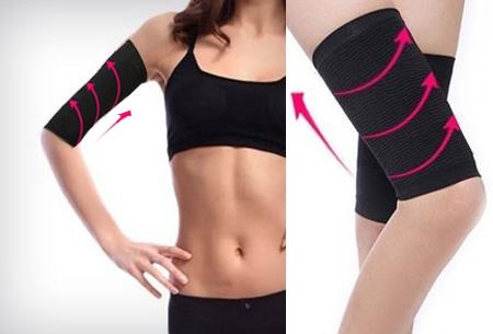 Afslankbanden voor armen of benen